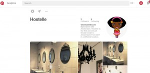 Hostelle Pinterest